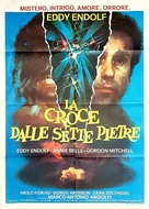 La croce dalle sette pietre - Italian Movie Poster (xs thumbnail)