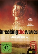 Breaking the Waves - German Movie Cover (xs thumbnail)