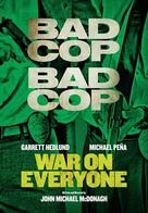 War on Everyone - British Movie Poster (xs thumbnail)