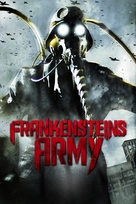 Frankenstein's Army - DVD cover (xs thumbnail)