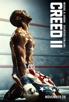Creed II - Philippine Movie Poster (xs thumbnail)