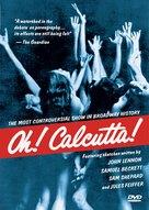 Oh! Calcutta! - DVD cover (xs thumbnail)
