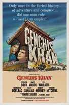 Genghis Khan - Movie Poster (xs thumbnail)