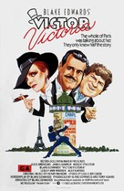 Victor/Victoria - British Movie Poster (xs thumbnail)
