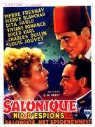 Mademoiselle Docteur - Belgian Movie Poster (xs thumbnail)