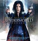 Underworld: Awakening - Czech Blu-Ray cover (xs thumbnail)
