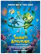 Sammy's avonturen: De geheime doorgang - Movie Poster (xs thumbnail)