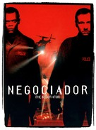 The Negotiator - Spanish Movie Poster (xs thumbnail)