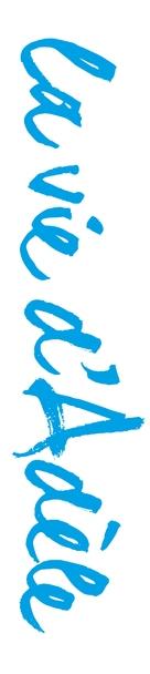 La vie d'Adèle - French Logo (xs thumbnail)