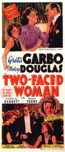 Two-Faced Woman - Australian Movie Poster (xs thumbnail)