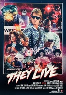They Live - Re-release movie poster (xs thumbnail)