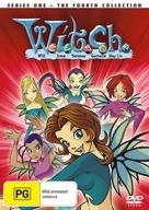 """""""W.I.T.C.H."""" - Australian DVD cover (xs thumbnail)"""