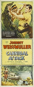 Cannibal Attack - Movie Poster (xs thumbnail)