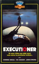 The Executioner - French VHS cover (xs thumbnail)