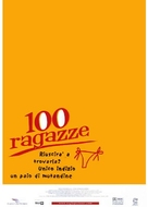 100 Girls - Italian Movie Poster (xs thumbnail)