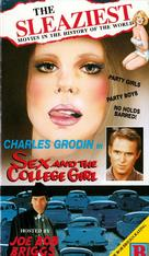 Sex and the College Girl - VHS cover (xs thumbnail)