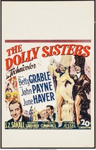 The Dolly Sisters - Movie Poster (xs thumbnail)