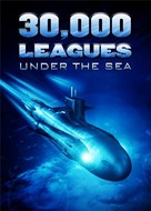30,000 Leagues Under the Sea - DVD cover (xs thumbnail)