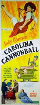 Carolina Cannonball - Movie Poster (xs thumbnail)