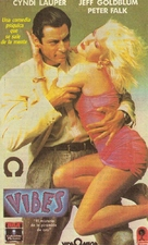 Vibes - Argentinian VHS movie cover (xs thumbnail)