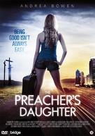 The Preacher's Daughter - Dutch DVD movie cover (xs thumbnail)