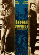 Midnight Cowboy - Hungarian Movie Poster (xs thumbnail)