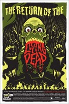 The Return of the Living Dead - Homage movie poster (xs thumbnail)