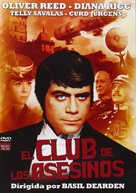 The Assassination Bureau - Spanish Movie Cover (xs thumbnail)