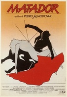 Matador - Italian Movie Poster (xs thumbnail)