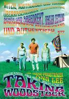 Taking Woodstock - Swiss Movie Poster (xs thumbnail)