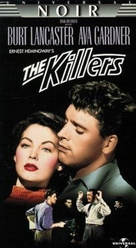 The Killers - VHS movie cover (xs thumbnail)