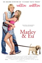 Marley & Me - Brazilian Movie Poster (xs thumbnail)