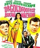 Dr. Goldfoot and the Bikini Machine - poster (xs thumbnail)