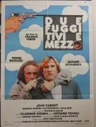 Les fugitifs - Italian Movie Poster (xs thumbnail)