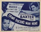 Crime Doctor's Man Hunt - Movie Poster (xs thumbnail)