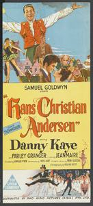 Hans Christian Andersen - Australian Movie Poster (xs thumbnail)