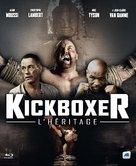 Kickboxer: Retaliation - French Blu-Ray movie cover (xs thumbnail)