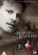A Month in the Country - British DVD movie cover (xs thumbnail)