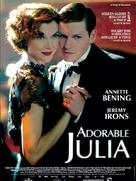 Being Julia - French Movie Poster (xs thumbnail)