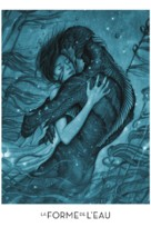 The Shape of Water - French Movie Poster (xs thumbnail)