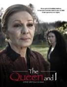 Drottningen och jag - French Movie Poster (xs thumbnail)