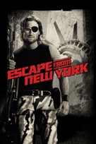 Escape From New York - Movie Cover (xs thumbnail)