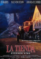 Needful Things - Spanish Movie Poster (xs thumbnail)