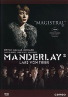 Manderlay - Spanish Movie Cover (xs thumbnail)