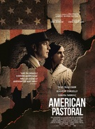American Pastoral - French Movie Poster (xs thumbnail)