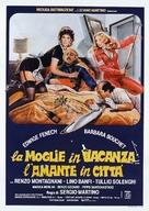 La moglie in vacanza... l'amante in città - Italian Theatrical movie poster (xs thumbnail)