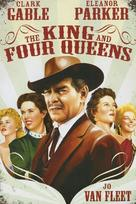 The King and Four Queens - Movie Cover (xs thumbnail)