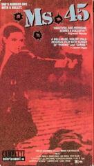 Ms. 45 - VHS cover (xs thumbnail)