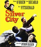 Silver City - Blu-Ray movie cover (xs thumbnail)
