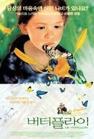 Papillon, Le - South Korean Movie Poster (xs thumbnail)